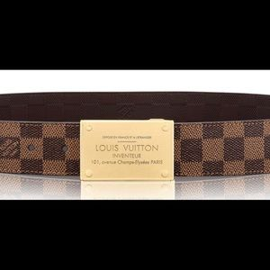 LV Neo Inventeur Belt Size 95 40MM (US up to a 38)